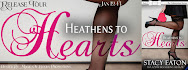 Heathens to Hearts Release Giveaway