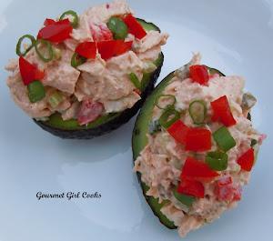 Southwestern Style Chicken Salad