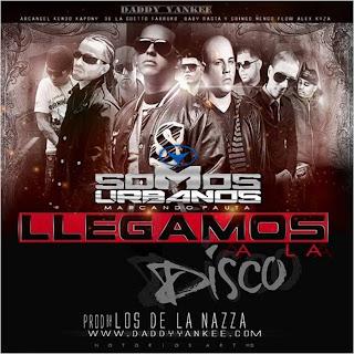 Daddy Yankee Ft. De La Ghetto, Arcangel, Baby Rasta y Gringo, Kaponi