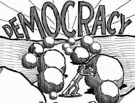 pengertian demokrasi adalah