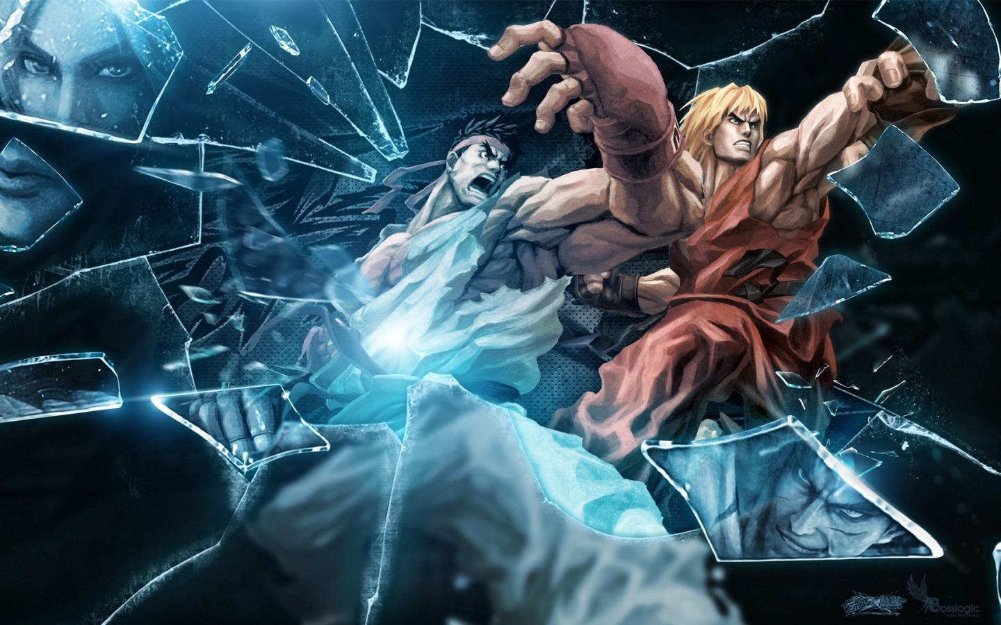 Street Fighter HD & Widescreen Wallpaper 0.368133829641292