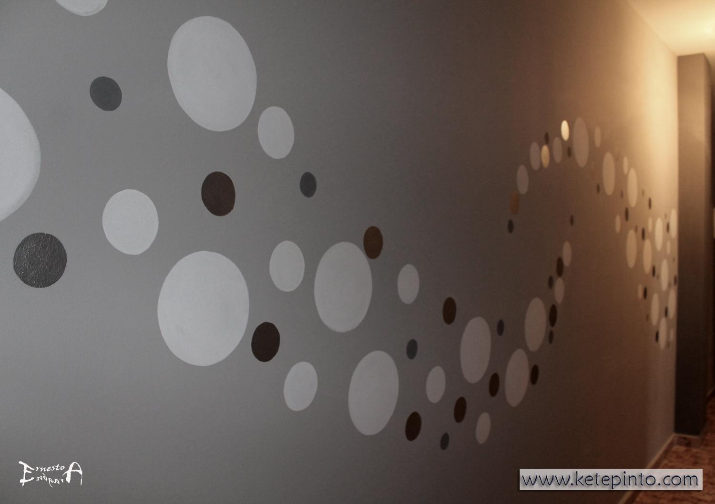 Pintor ernesto arag n entradas y pasillos - Ideas para pintar un pasillo ...