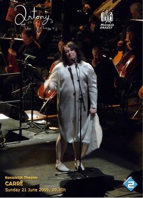 Antony & The Johnsons, Metropole Orchestra - Concierto 2009