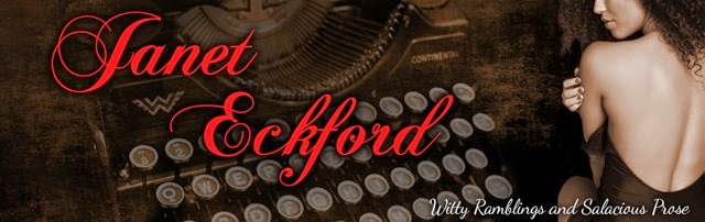 Janet Eckford's Literary Wonderland