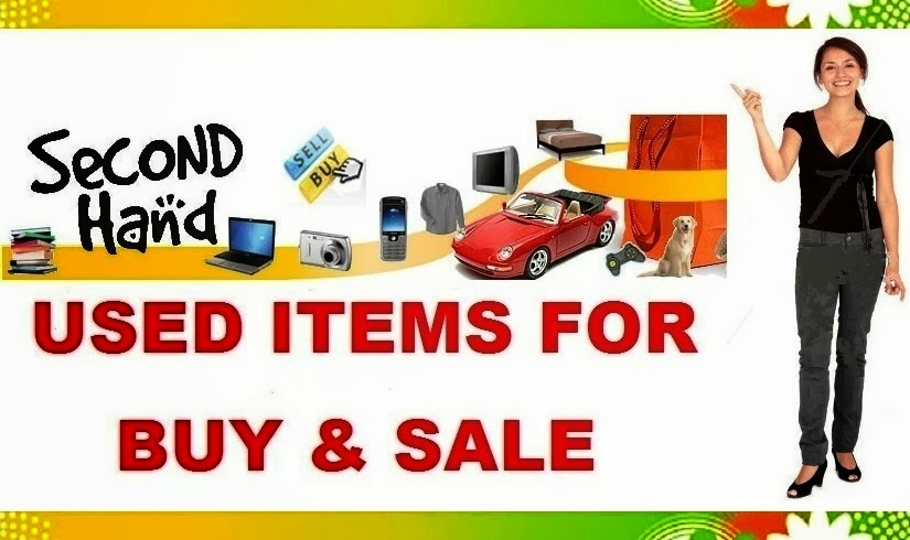 Used Items for Buy and Sale