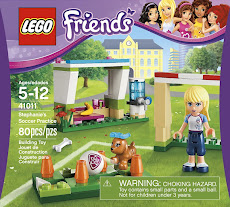*New* LEGO Friends sets for 2013