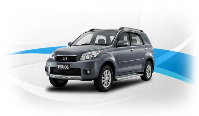 Ukuran Ban Pada Daihatsu Terios Ts