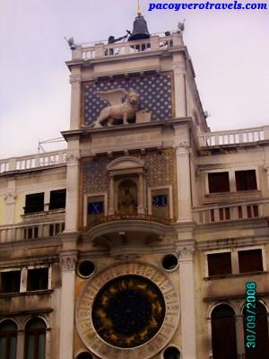 Torre del Reloj de San Marcos