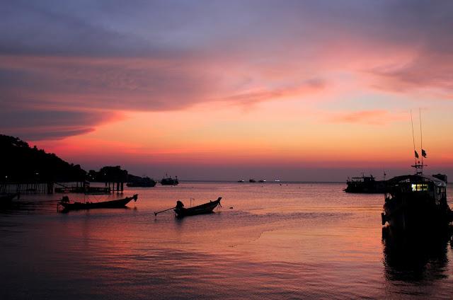 Ko Tao sunset
