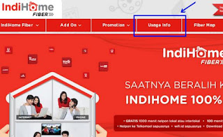 Cara Cek Kuota Indihome Fair Usage Policy