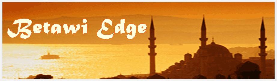 Betawi Edge   البيتاوي الحافة