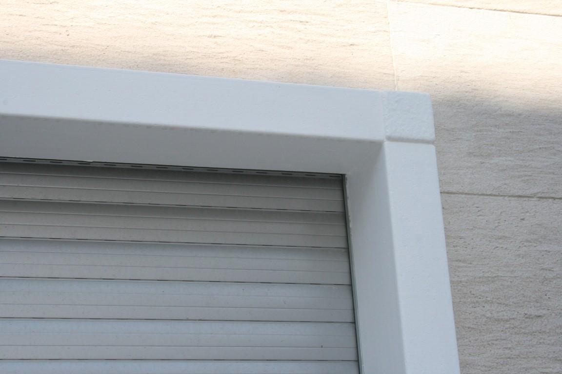Davanzale termico prolunga soglia - Imbotti in alluminio per finestre ...