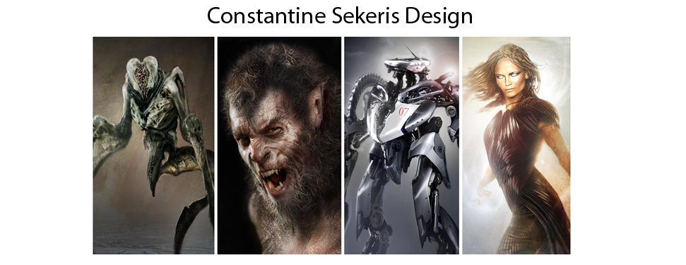 Constantine Sekeris Design