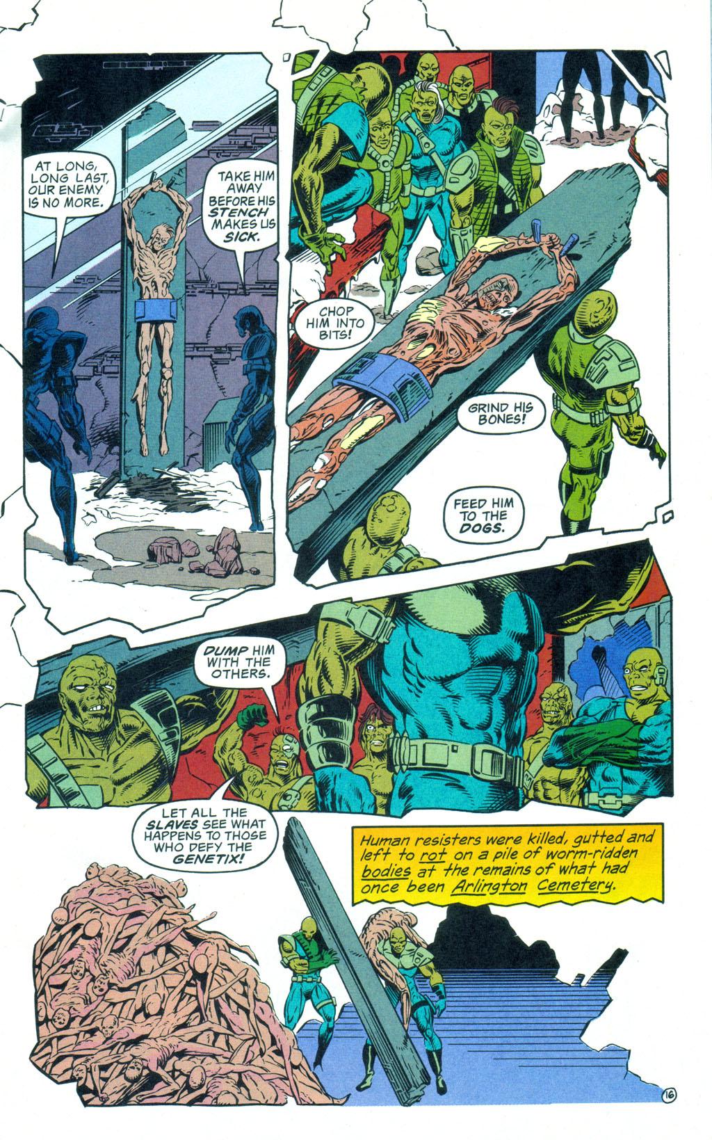 Deathstroke (1991) Annual 3 #3 - English 17