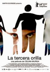 Participación musical en la película LA TERCERA ORILLA / febrero 2014 / 64to Festival de Berlín