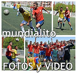Mundialito de Aranjuez: Fotos y Video