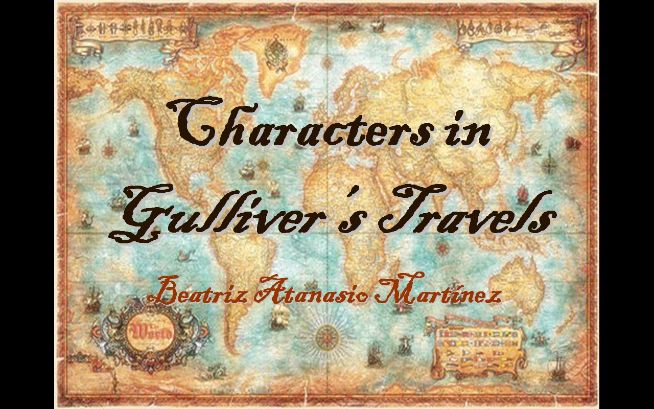 yahoos gullivers travels characters