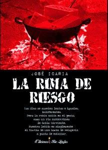 La Rima de Riesgo, poemario de J. Icaria