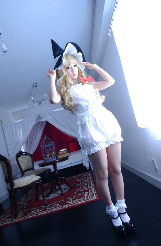 CosRain.Com KOYUKI's COSPLAY - Marisa Kirisame