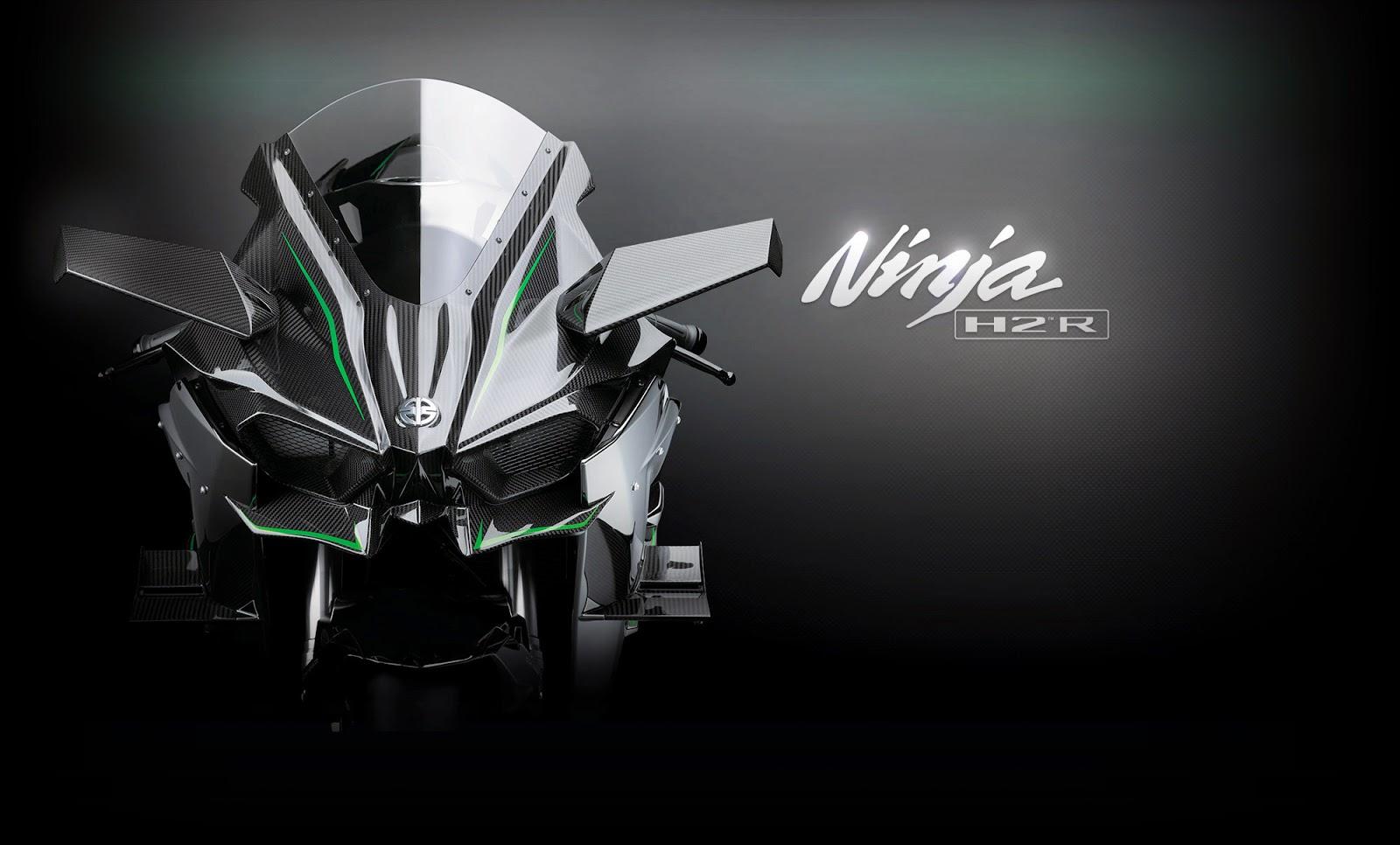 Kawasaki Ninja H2R - Idea Gila Dunia Permotoran