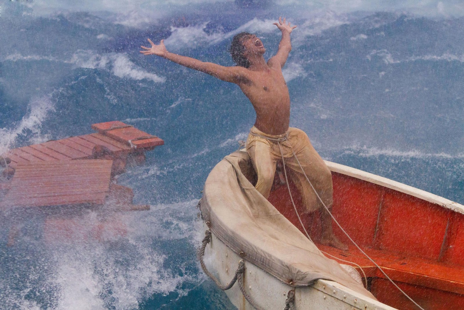 life of pi review Yann martel's life of pi is the story of a young man who survives a harrowing shipwreck and months in a lifeboat with a large bengal tiger named richard p.