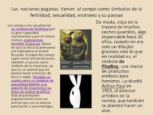 "LA VERDADERA HISTORIA DEL ""INOFENSIVO"" CONEJITO DE ""PASCUAS"""