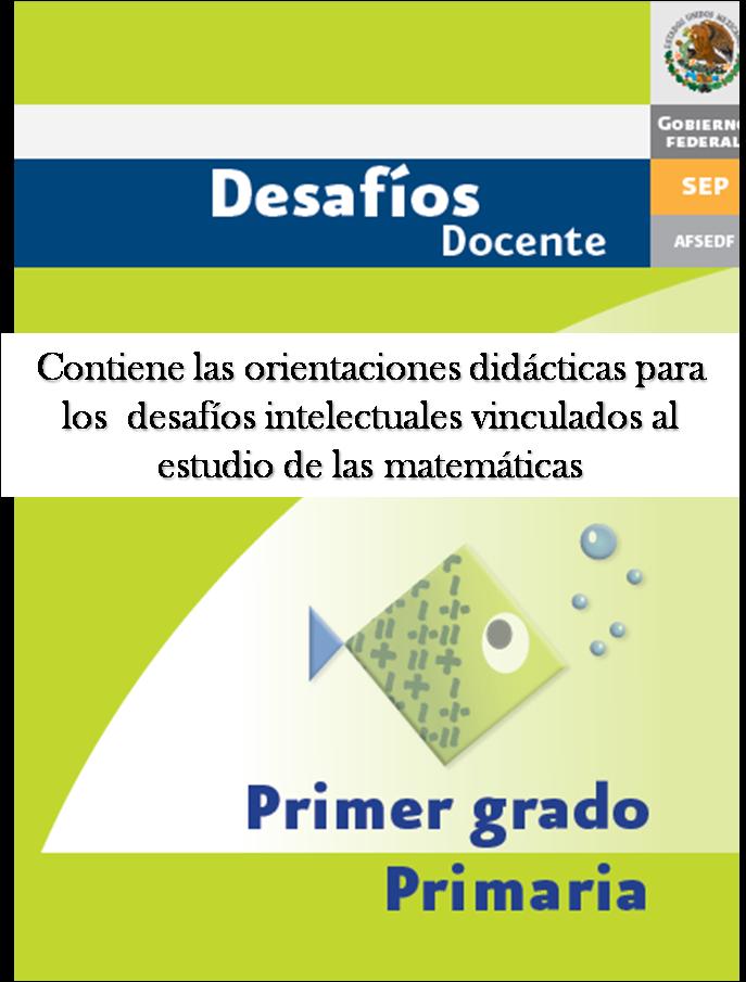Secuencias Didácticas para los desafíos matemáticos