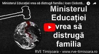 LOZ: Ministerul Educației vrea să distrugă familia �� Interviu cu avocat Ana-Corina Săcrieru