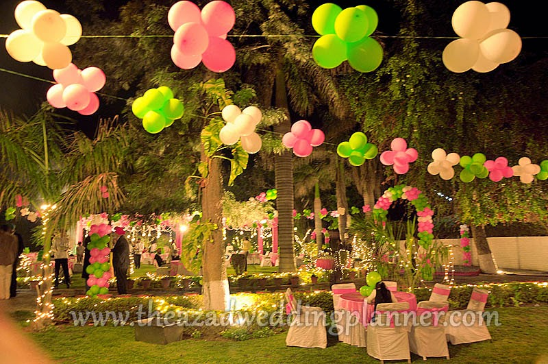 Online event organisers for Balloon decoration for kids