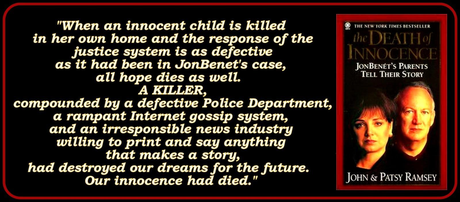innocence taken essay