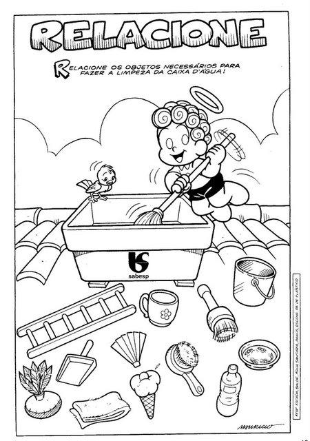Amado ATIVIDADES SOBRE A DENGUE | Cantinho do Educador Infantil KO17