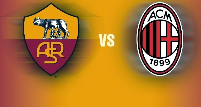 PREVIEW Pertandingan As Roma vs Ac Milan 26 April 2014 Dini Hari