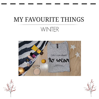 WINTER FAVOURITE THINGS