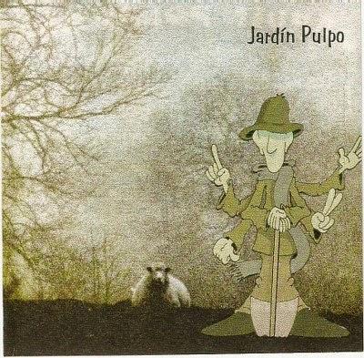 Pop rock aragon tambien tiene sed jardin pulpo maqueta for Jardin 2000