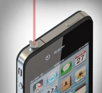 iPhone LASER Plugin
