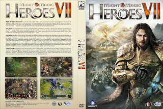 Capa Might And Magic Heroes VII PC