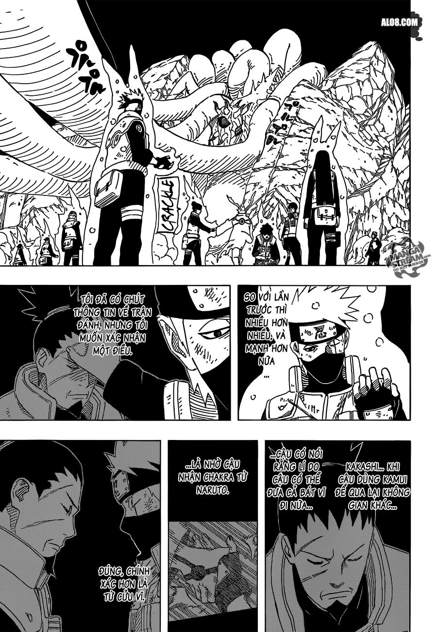 Naruto chap 617 Trang 3 - Mangak.info