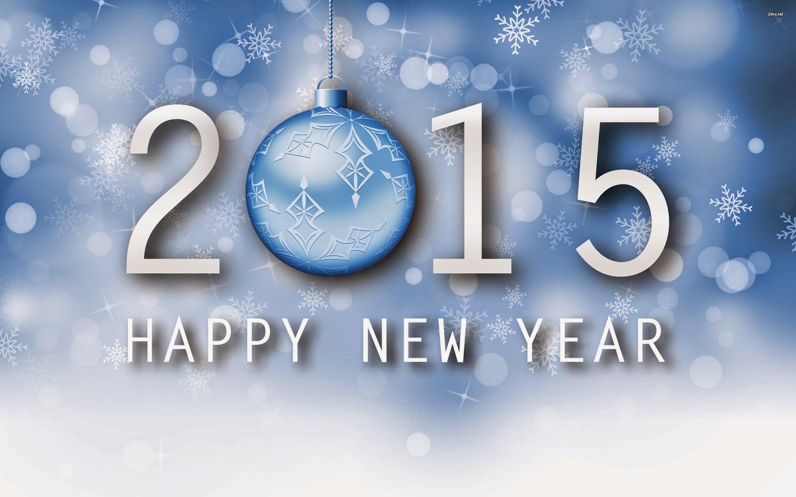 خلفيات السنة الجديدة 2015