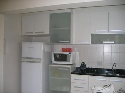 como decorar uma cozinha pequena de apartamento