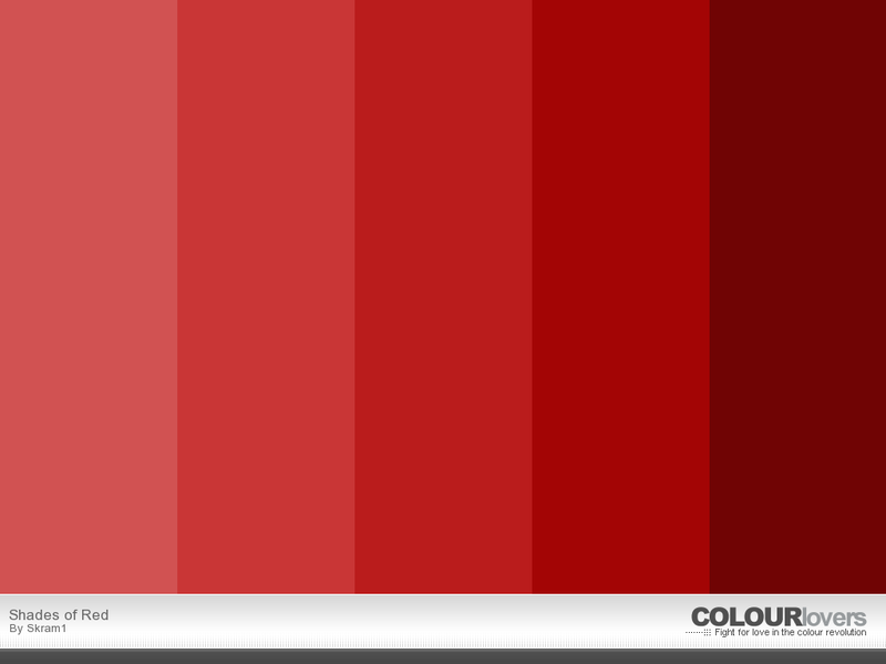 Shades Of Red | Info