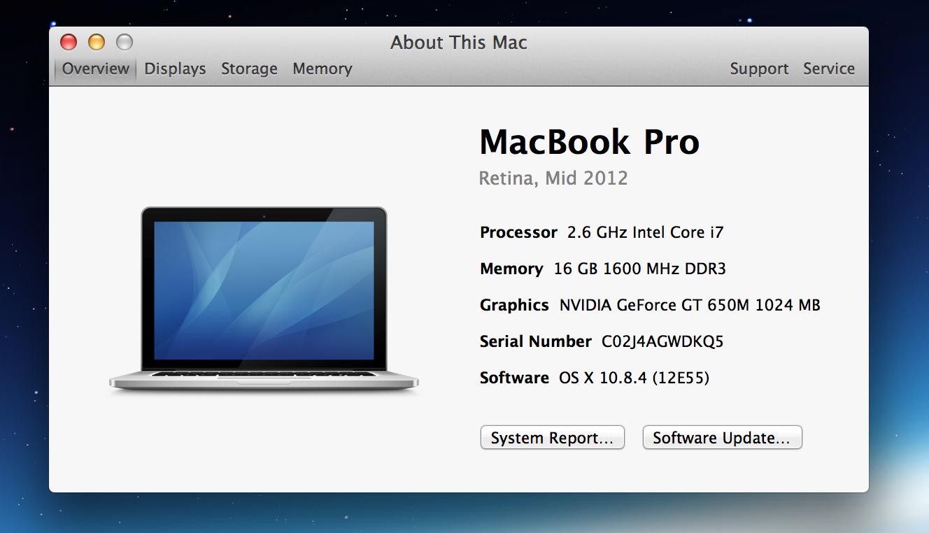 Chụp ản màn hình macbook