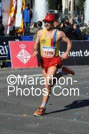 Arribada Marató BCN 2011