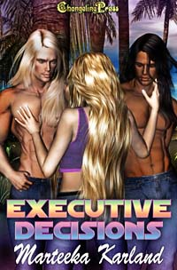 Executive Decisions (Collection) by Marteeka Karland