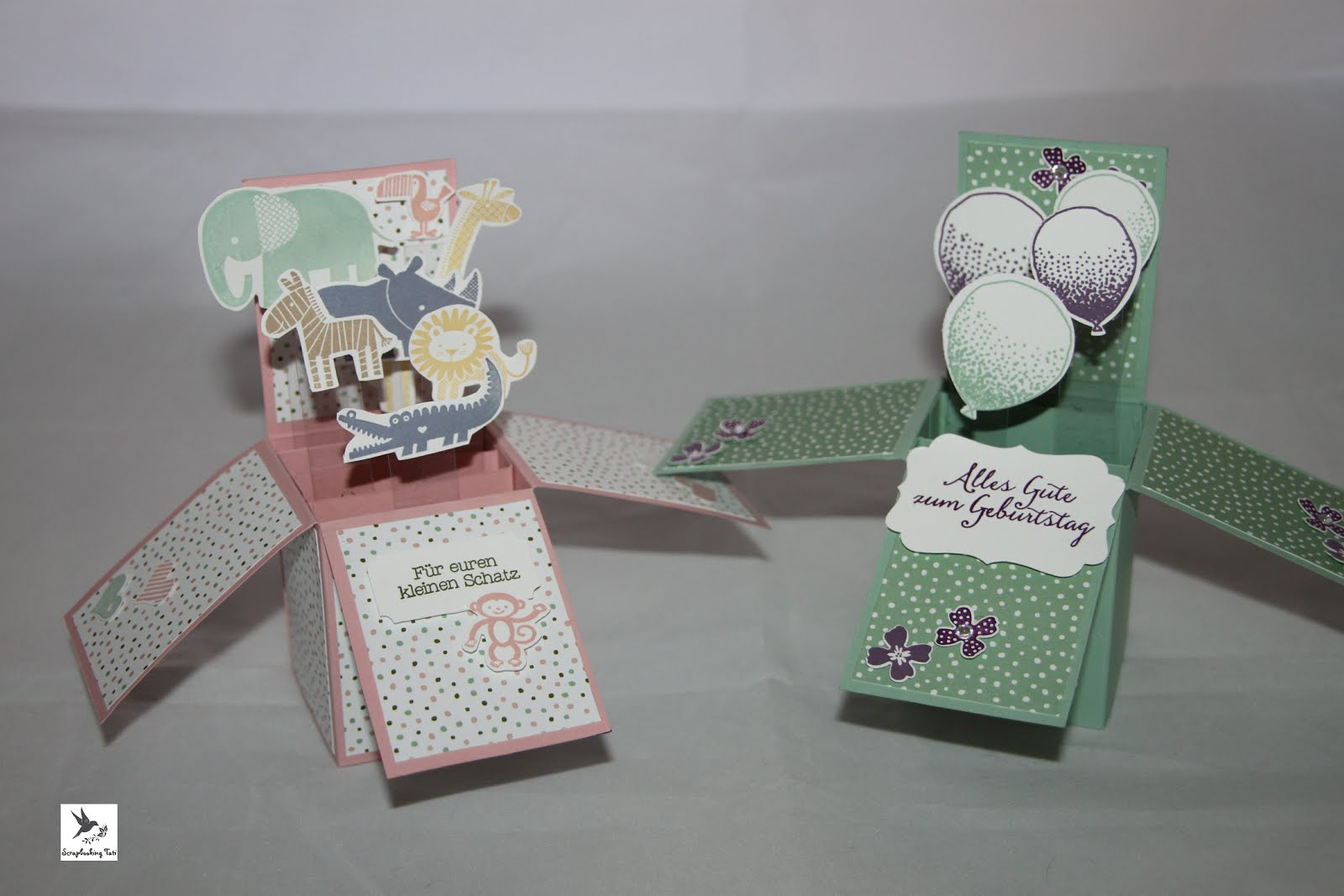 "Workshop ""Card in a Box"" 20.05.17"