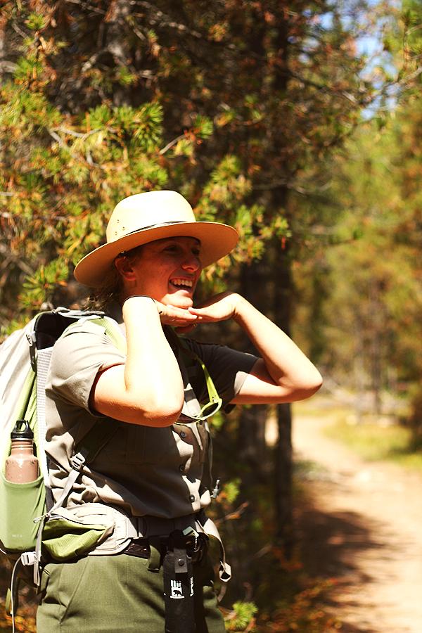 Grand Teton Park Ranger