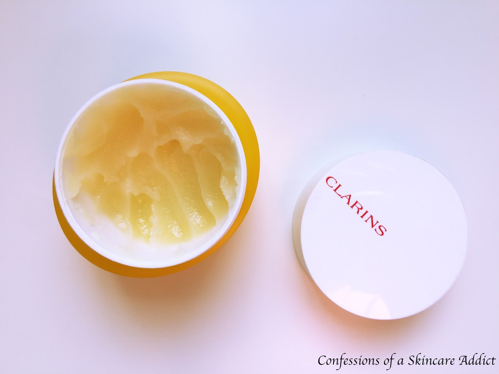 dr jart dermask micro jet clearing solution confessions of a the clarins toning body polisher has quite a similar aroma to it it contains rosemary rosewood and mint essential oils and the exfoliating property is from