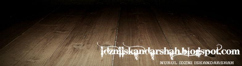 Idzni Iskandarshah