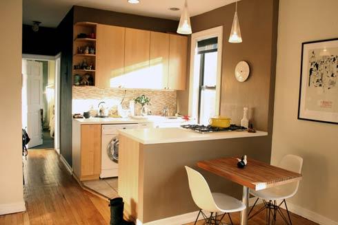 Interior Design Apartemen Kecil