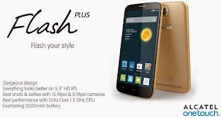 Alcatel Flash Plus Android Phone Murah Rp 1 Jutaan