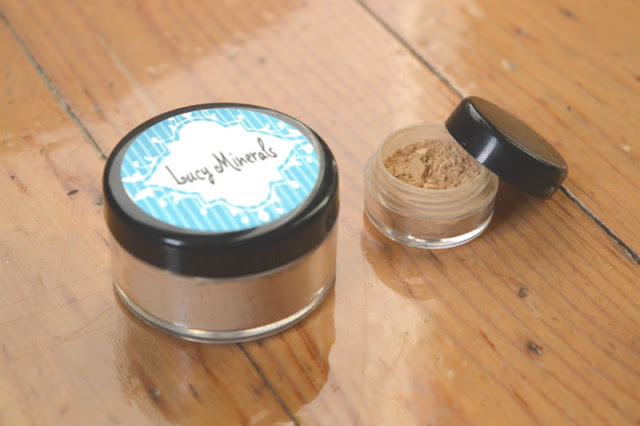 Lucy Minerals foundation review